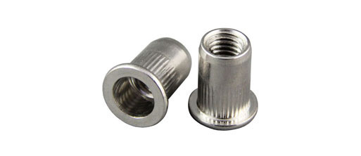 Large Flange Stainless Steel Rivet Nuts