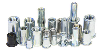 Nutserts-Rivnuts-Rivet Nuts-Threaded Inserts